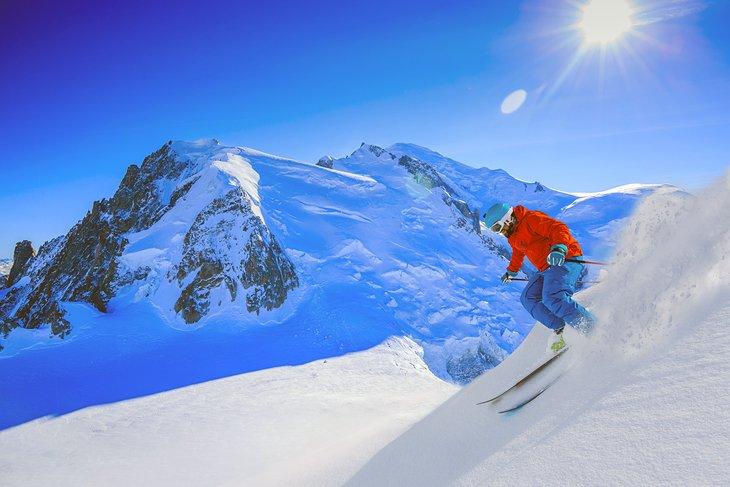Tempat Ski Populer di Prancis Bagian 2