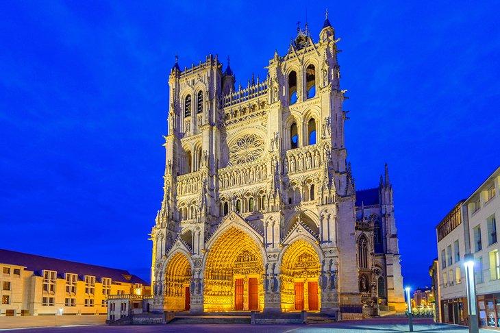 Objek Wisata di Amiens