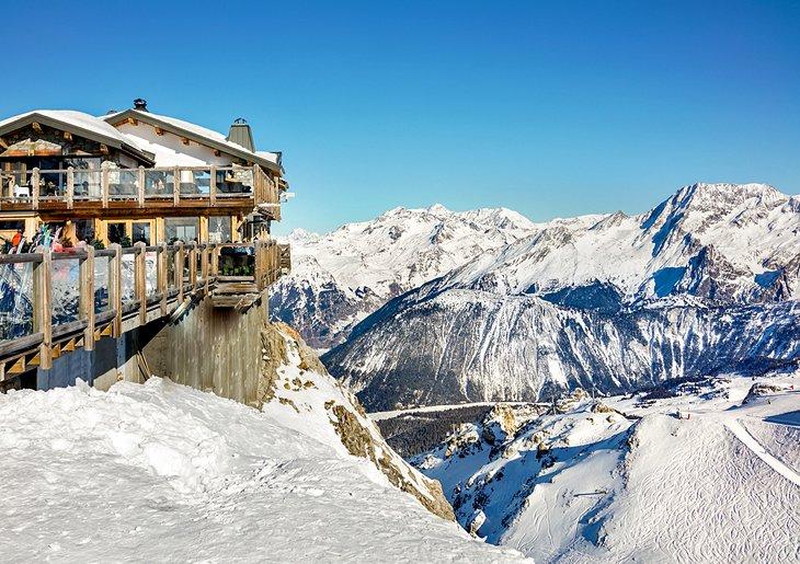 Tempat Ski Populer di Prancis Bagian 1