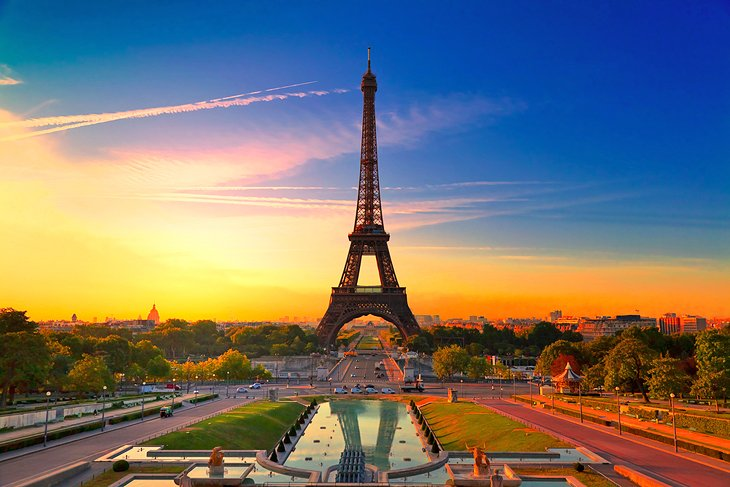 empat Indah Untuk Difoto di Prancis