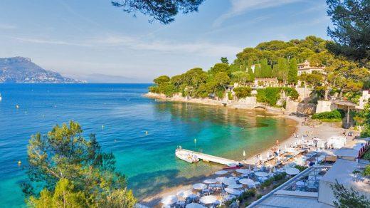 Pantai Terbaik di Prancis Bagian Selatan 1